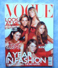 Vogue Magazine - 2001 - January